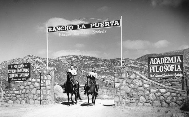 Ranch Life in Baja California